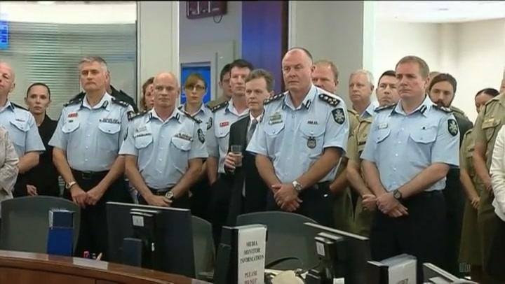 Video: Rutte bedankt Australische hulpverleners
