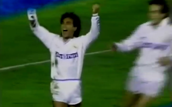 El récord de Hugo Sánchez de 38 goles al primer toque cumple 30 años