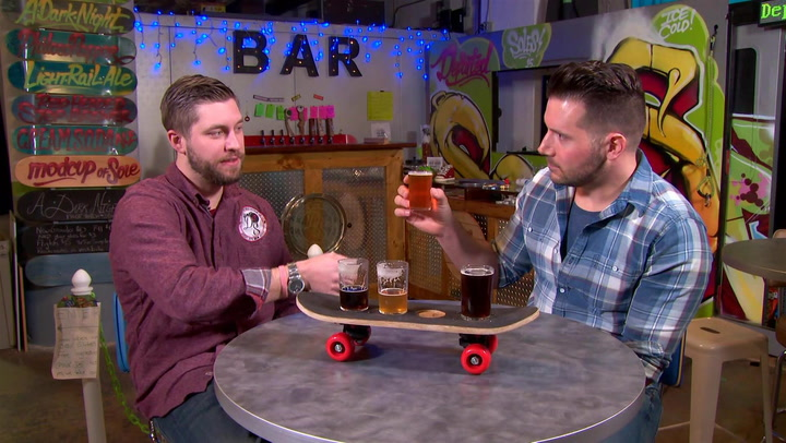 Get A Tasting of Departed Soles' Four Standout Beers
