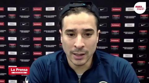 'Memo' Ochoa arremete contra el arbitraje tras el partido América-Olimpia