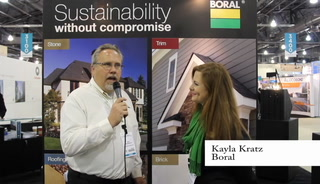 Greenbuild interview - Boral