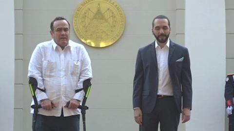 El Salvador y Guatemala acuerdan avanzar en cooperación comercial y de seguridad