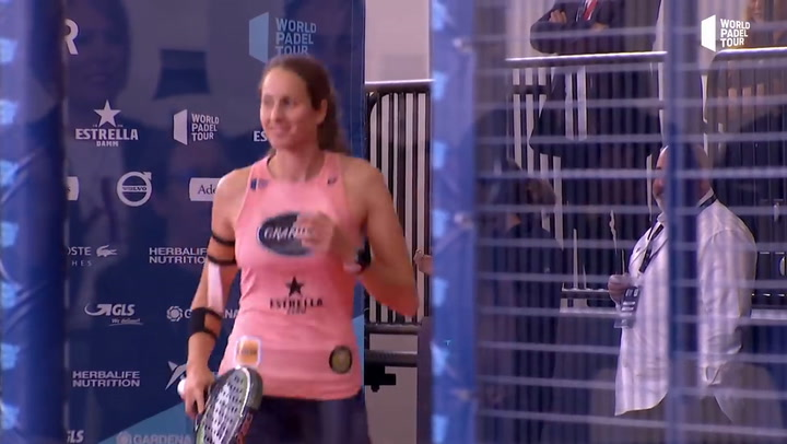 Resumen Final Femenina Marrero-Ortega Vs Gemma-Lucía Vigo Open 2019