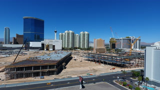 Las Vegas Convention Center expansion taking shape