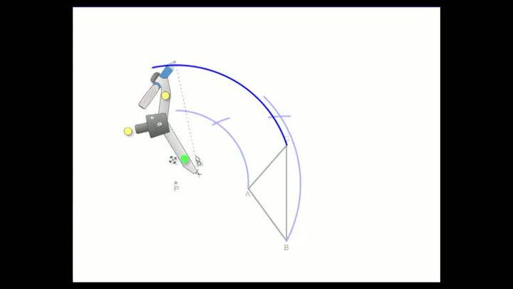Matte: Hvordan forstå rotasjon av punkt og mangekant ved konstruksjon