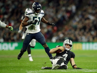 Vegas Nation: Raiders Fall To Seahawks; Cooper Out With Concussion