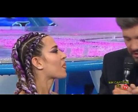 Jimena Barón bancó a Flor Peña: Voy por el poliamor, quiero probar