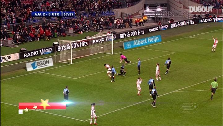 Luis Suárez's sublime solo goal vs FC Utrecht