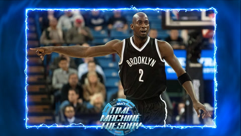 Time Machine Tuesday 2014: Kevin Garnett reveals the best trash talkers
