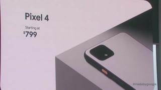 Google presenta su teléfono Pixel 4 con reconocimiento de gestos