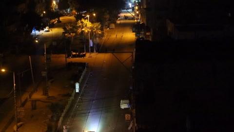 Israel ataca y sanciona a Gaza en respuesta a globos incendiarios