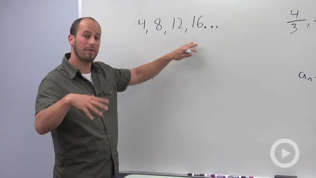 Introduction to Sequences - Problem 2