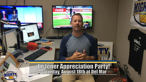Mighty 1090 Listener Appreciation Party - Darren