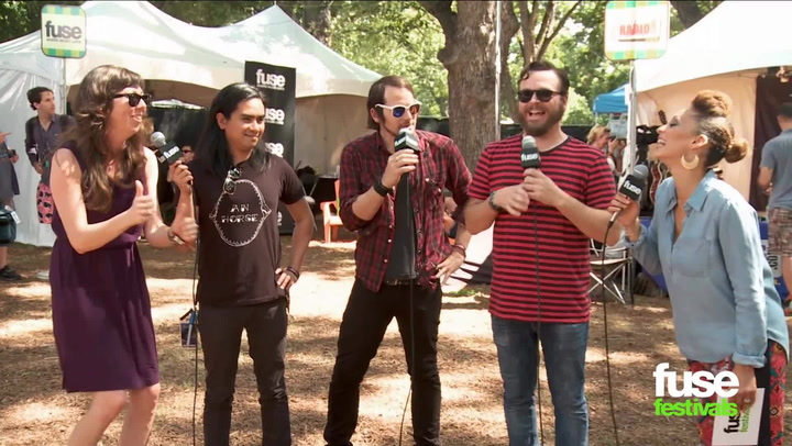 Silversun Pickups to Begin Prepping for 4th LP Post-ACL Music Festival
