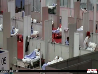 دنیا بھر کورونا مریضوں کی تعداد میں تشویشناک حد تک اضافہ