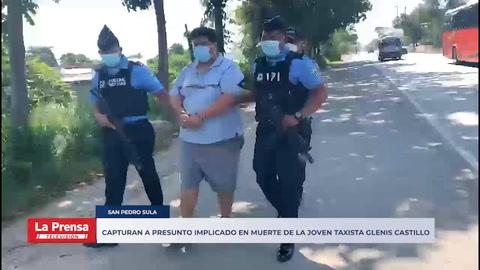 Capturan a presunto implicado en muerte de la joven taxista Glenis Castillo