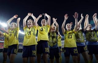 Suecia vence a Canadá y buscará ante Alemania revancha de la final de Rio-2016