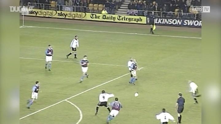 Deon Burton's top strikes for Derby