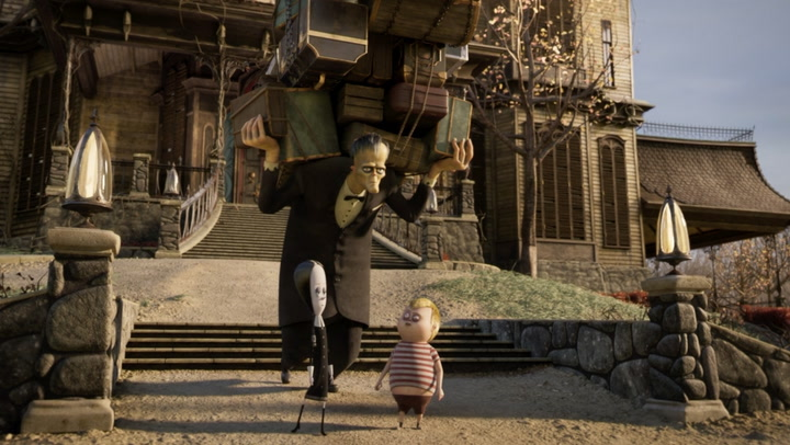 The Addams Family 2' Trailer - Video   Moviefone