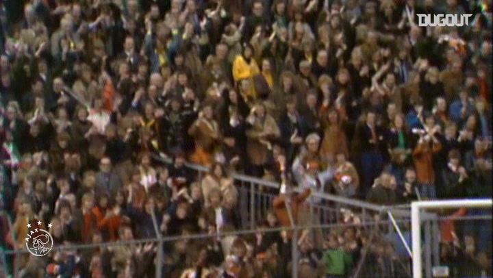 AFC Ajax's top five goals vs AZ Alkmaar