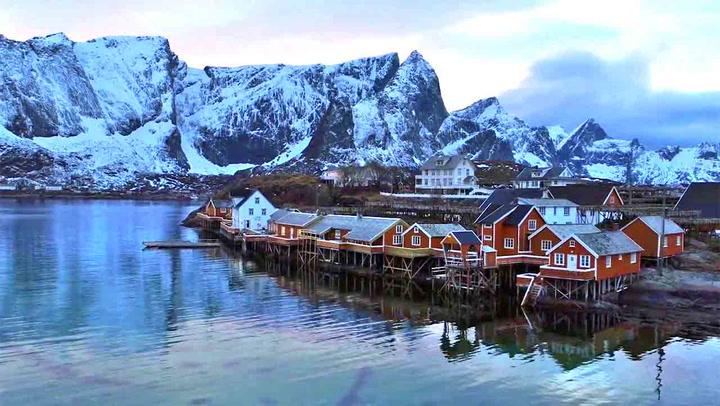 Prisvinnende fotograf forelsket seg i Lofoten