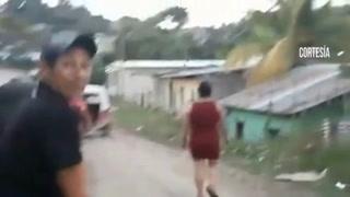 Pobladores de Copán le cortan la oreja a un supuesto ladrón