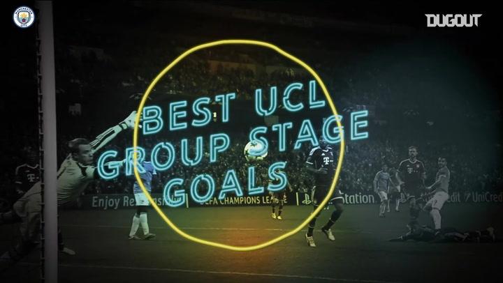 Manchester City'nin Şampiyonlar Ligi Gruplarında Attığı En İyi Goller