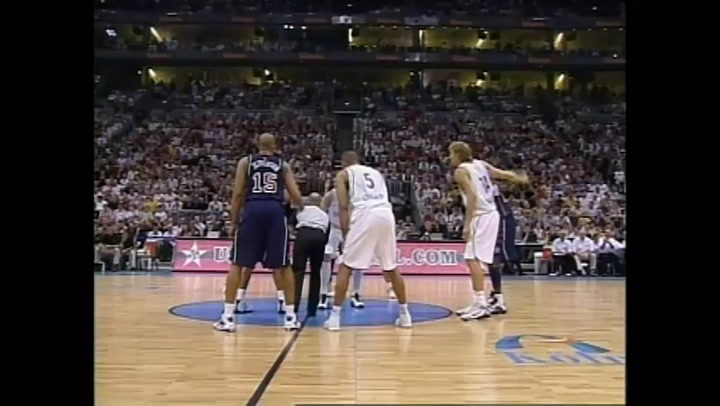 USA Basketball Classics: 2004 Men's National Team vs. Germany