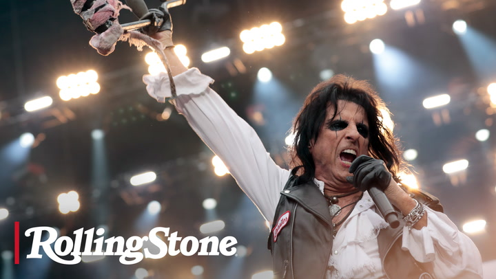 Alice Cooper Discusses His Top 10 Favorite Albums