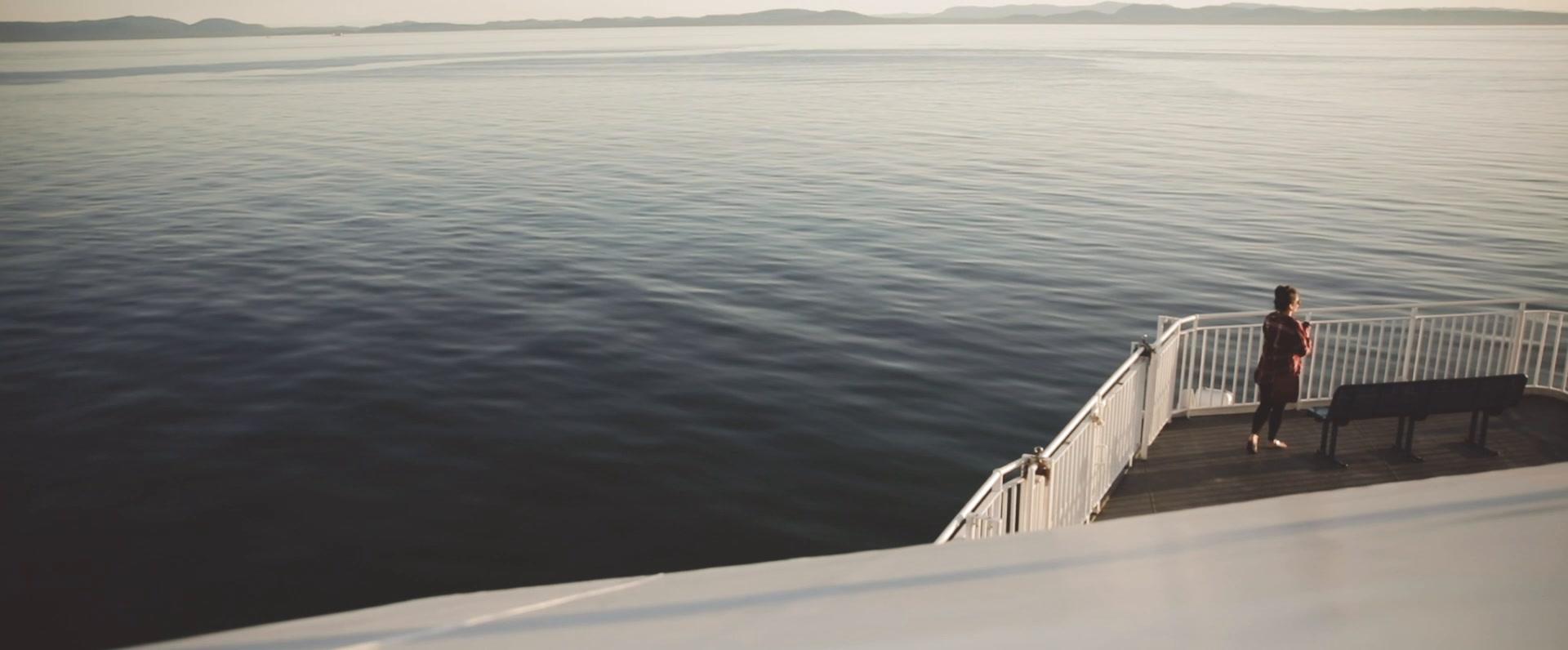 Callie + Zach | Galiano Island, Canada | Bodega Ridge