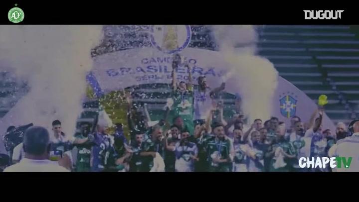 Chapecoense crowned 2020 Brasileirão Série B champions