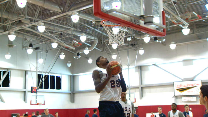 Phantom Cam: Best Of Training Camp Dunks