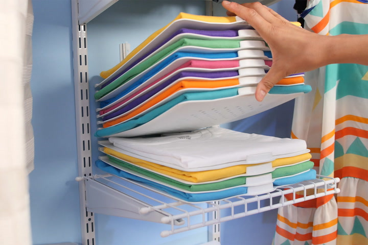 Folded Clothes Storage Best Storage Design 2017