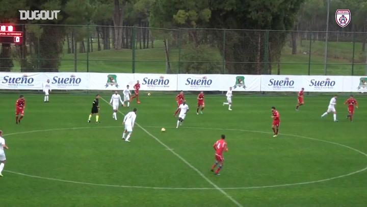 Altınordu 1-2 Konyaspor Maç Özeti
