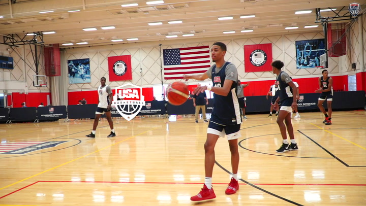 2019 USA Men's U19 Sights And Sounds // Training Camp