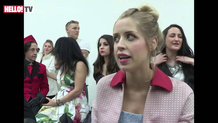Peaches Geldof on why she loves Vivienne Westwood\'s designs