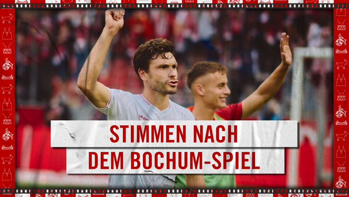 Stimmen nach Bochum