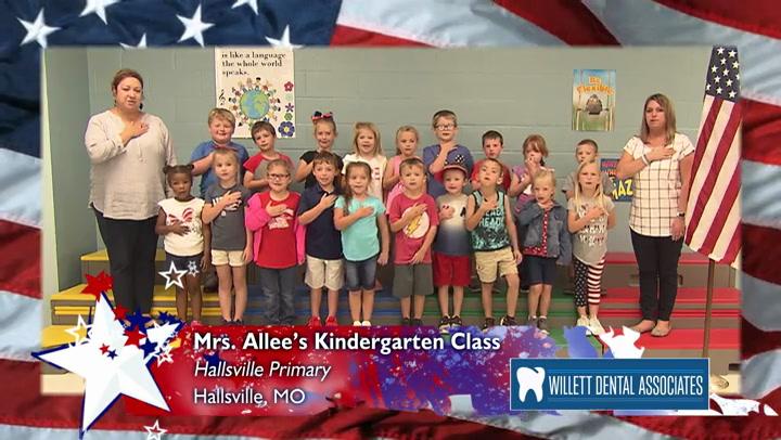 Hallsville Primary - Mrs. Allee - Kindergarten