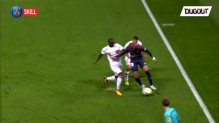 Mbappé's Insane Skill vs Lyon