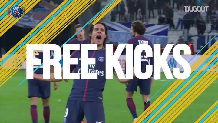 FREE KICKS: CAVANI VS MARSEILLE