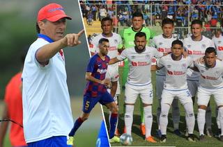 Pedro Troglio sobre Carlos Pineda: