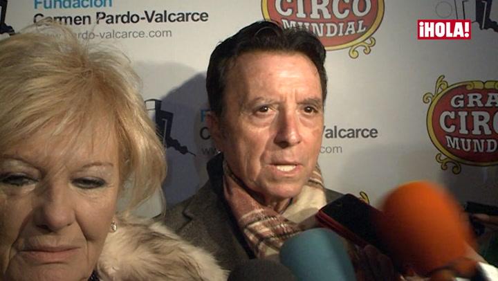 Ortega Cano: \'José Fernando ha vuelto a la clínica. Está muy arrepentido y nos ha pedido perdón\'