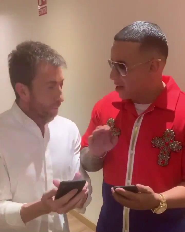 Daddy Yankee visita El Hormiguero