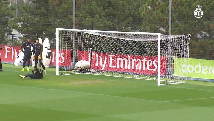 El Madrid prepara sin Casemiro el duelo ante el Athletic