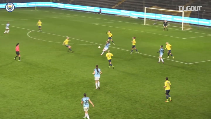 Incredible Goals: Toni Duggan Vs Brondby IF