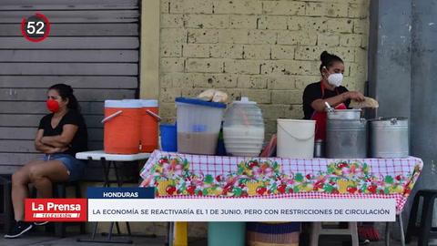 Noticiero: La economía se reactivaría el 1 de junio, pero con restricciones de circulación