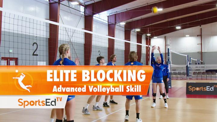 ELITE BLOCKING IN VOLLEYBALL