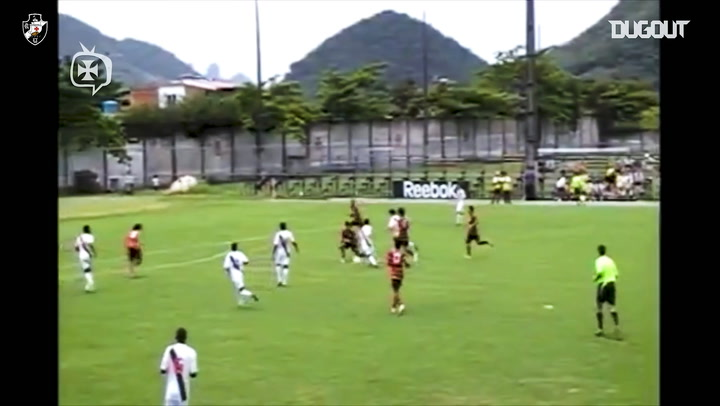 Philippe Coutinho's best Vasco moments