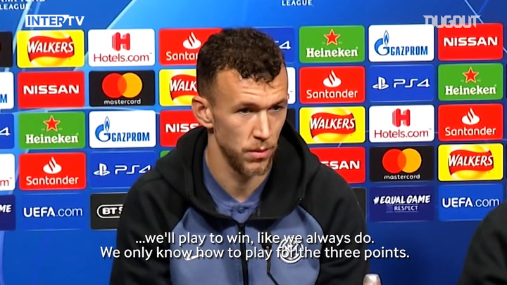 Perisic: Inter Only Know How To Play For The Three Points