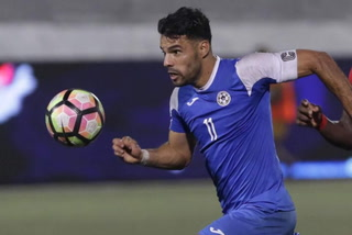 ¡Con golazo de Juan Barrera, Nicaragua clasifica a la Copa Oro 2019!